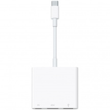 (B-Ware) Apple USB-C Digital AV Multiport Adapter