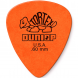 Dunlop Tortex Standard 0.60mm Plektrum orange, 0,6 mm