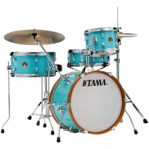 Tama LJK48S-AQB Club Jam Aqua Blue 4-piece shell set