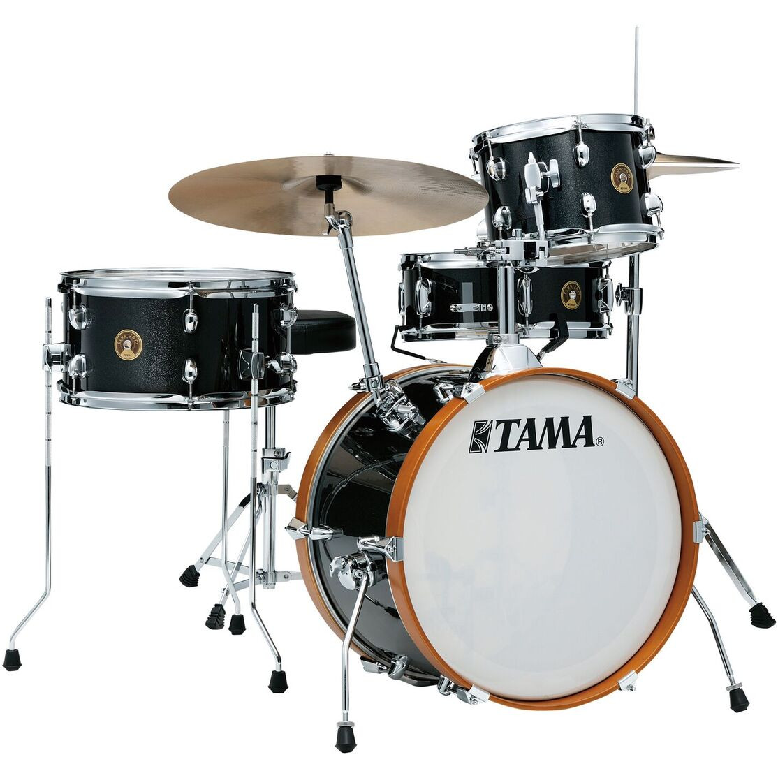 Tama LJK48S CCM Club Jam Charcoal Mist 4 piece shell set