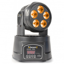 (B-Ware) BeamZ MHL90 Mini Moving Head Washer