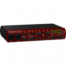 (B-Ware) Behringer Firepower FCA610 USB/FireWire-Audio-Interface