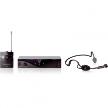 (B-Ware) AKG WMS45 (Band A: 530-560MHz) Perception Wireless Sports Set
