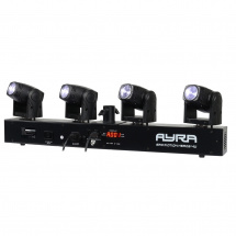 (B-Ware) Ayra ERO Motion Heads 4W LED moving head system