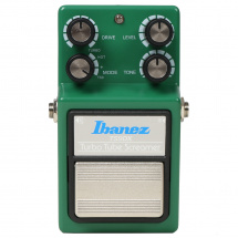 (B-Ware) Ibanez TS9DX Turbo Tube Screamer Pedal