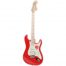 Fender American Special Stratocaster HSS Fiesta Red with gig bag