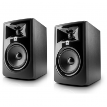 JBL 305P MK2 active studio monitor (set of two)