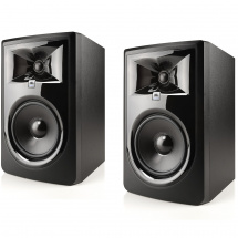 JBL 306P MK2 active studio monitor (set of two)