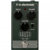 TC Electronic Gauss Tape Echo effects pedal