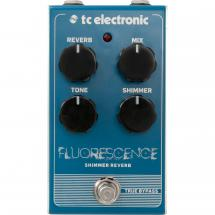 TC Electronic Fluorescence Shimmer Reverb effects pedal