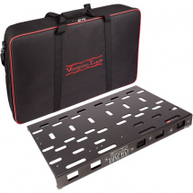 (B-Ware) Voodoo Lab Dingbat Large Power Package Pedal Power Pedalboard mit Netzteil