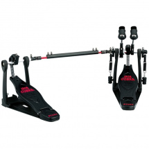 Tama HP600DTWBK Iron Cobra Jet Black double bass drum pedal