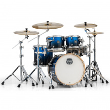 (B-Ware) Mapex Armory 504S-BI 5-teiliges Fusion Kesselset Photon Blue
