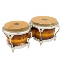 Latin Percussion LP201AX-2MSB LP Generation II Bongos