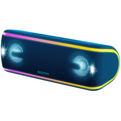 Sony SRS-XB41 Bluetooth speaker, blue