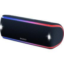 Sony SRS-XB31 Bluetooth speaker, black