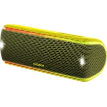 Sony SRS-XB31 Bluetooth speaker, yellow