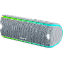 Sony SRS-XB31 Bluetooth speaker, white