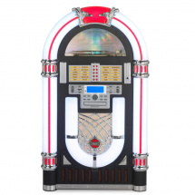 (B-Ware) Ricatech RR2000 klassische LED-Jukebox