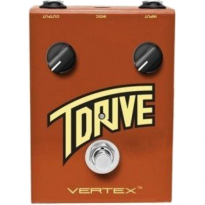Vertex T Drive overdrive effects pedal