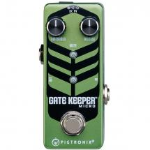 Pigtronix Gatekeeper Micro noise gate effects pedal