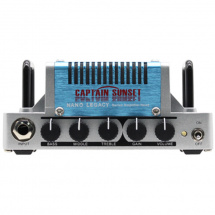 Hotone Nano Legacy Captain Sunset guitar amplifier head, 5W