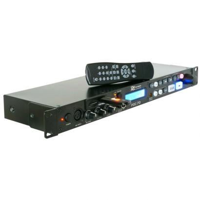 Power Dynamics PDC-70 USB/SD-Player, 1 HE