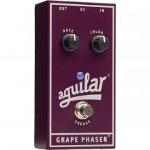 Aguilar Grape Phaser bass guitar effects pedal