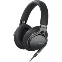 Sony MDR-1AM2 high-resolution stereo headphones, black