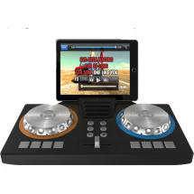 (B-Ware) iDance PARTY SYSTEM XD101 DJ controller for kids