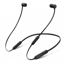 (B-Ware) Beats By Dre BeatsX Black Bluetooth In-Ear-Kopfhörer