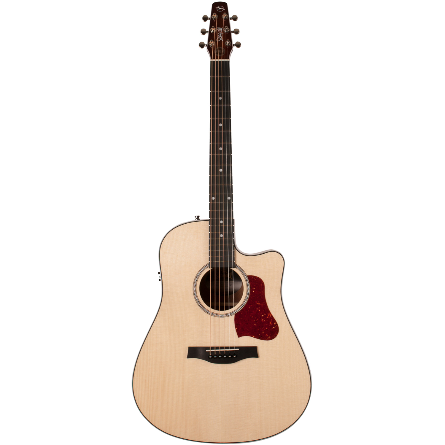 Seagull Maritime SWS CW Gloss Top QIT electro acoustic guitar