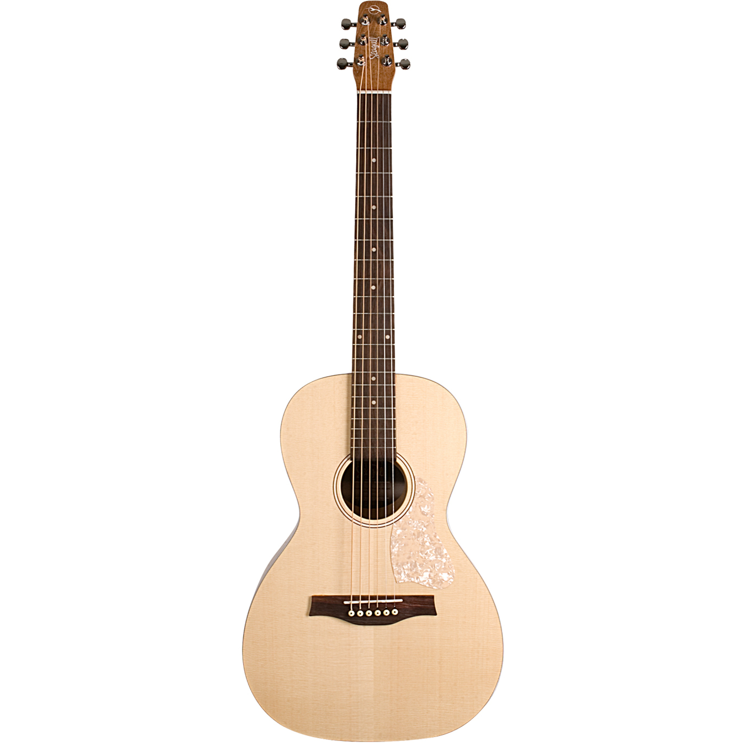 Seagull Entourage Grand Natural Almond acoustic steel string guitar