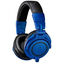 Audio Technica ATH-M50x BB Blue Black studio headphones