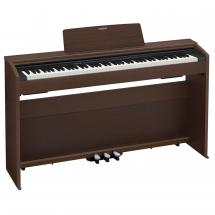 Casio Privia PX-870BN digital piano, brown