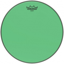 Remo BE-0314-CT-GN Emperor Colortone Green 14-inch
