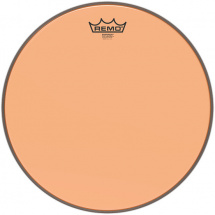 Remo BE-0314-CT-OG Emperor Colortone Orange 14-inch