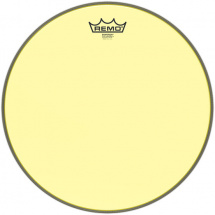 Remo BE-0314-CT-YE Emperor Colortone Yellow 14-inch