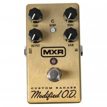 MXR M77 Custom Badass '77 Modified O.D. Overdrive-Effektpedal