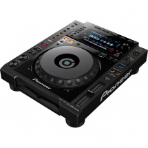 (B-Ware) Pioneer CDJ 900 Nexus Media-Player