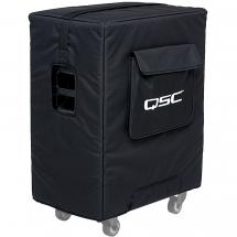 QSC protective cover for KS212C active subwoofer