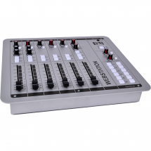 D&R Webstation-USB 6-channel Radio On-Air mixer