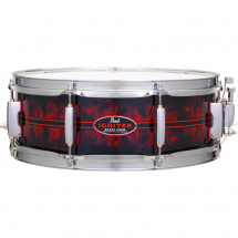 Pearl The Igniter COOP3RDRUMM3R snare drum, 14 x 5-inches