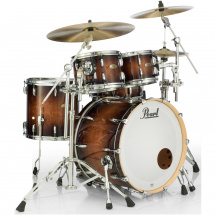 Pearl STS904XP Session Std. Select shell set, 4-piece,Barnwood Brown