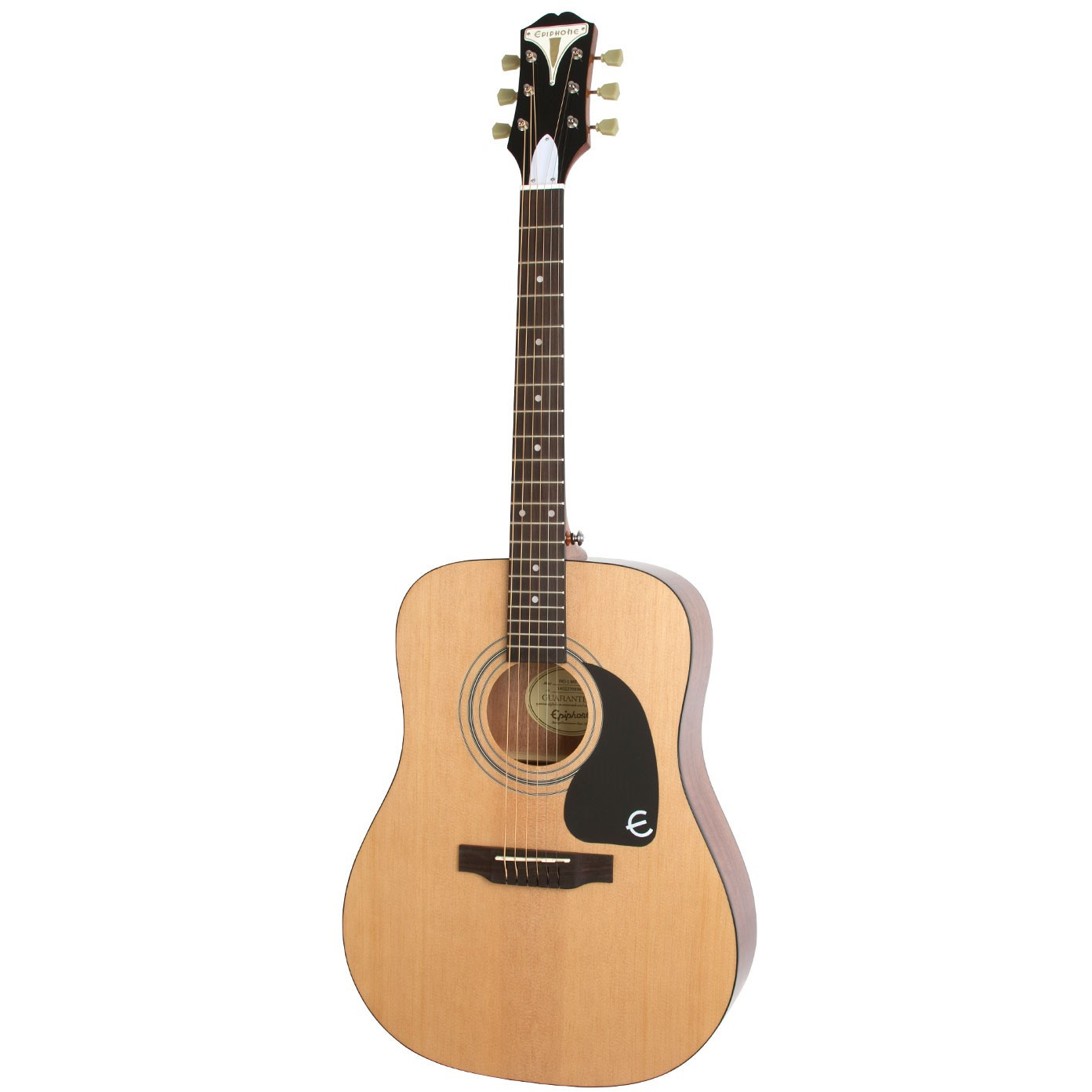 Epiphone Pro 1 Acoustic acoustic steel string guitar, natural