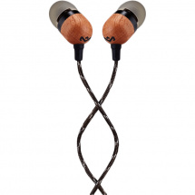 House of Marley Smile Jamaica Tan in-ear headphones
