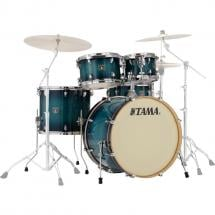 Tama CL52KRS-BAB Superstar Classic 5-piece shell set, Blue Lacquer 22