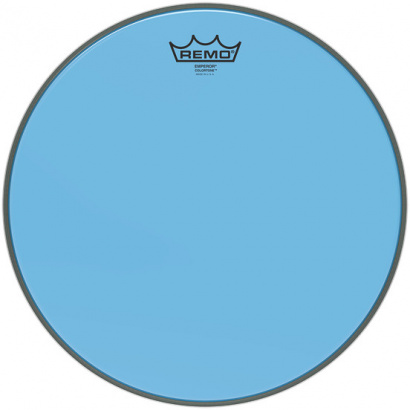 Remo BE-0316-CT-BU Emperor Colortone Blue 16-inch