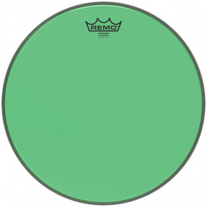 Remo BE-0313-CT-GN Emperor Colortone Green 13-inch