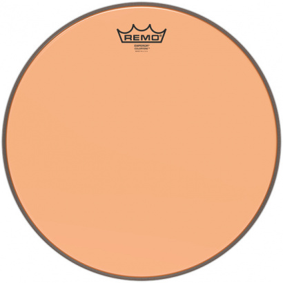 Remo BE-0310-CT-OG Emperor Colortone Orange 10-inch